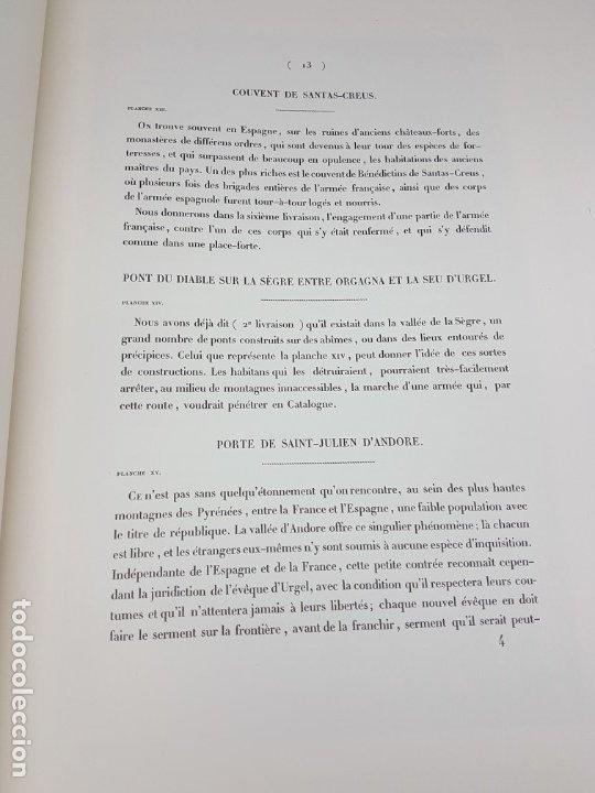 Libros antiguos: PITTORESQUE & MILITAIRE EN ESPAGNE ( 1978 ) M.C. LANCLOIS - Foto 12 - 172168133