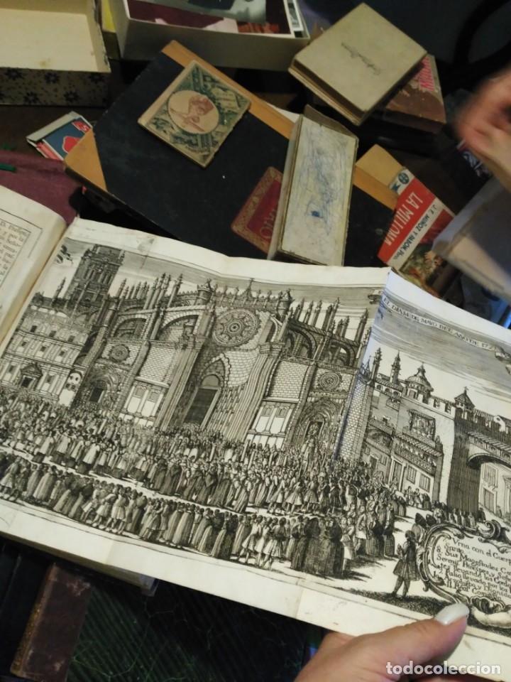 Libros antiguos: Annales de Sevilla. Muy antiguo libro - Foto 3 - 172226372