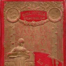 Libros antiguos: ADULFO VILLANUEVA : LA CRUZ Y LA MEDIA LUNA (LIB. MONTSERRAT, C. 1920) SANCHO EL FUERTE. Lote 172231087