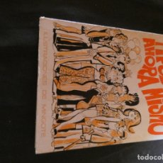 Libros antiguos: LIBRO NATALIA FIGUEROIA Y MINGOTE TIPOS DE AHORA MISMO PESA 800 GRAMOS 1A ED 1970. Lote 172259744