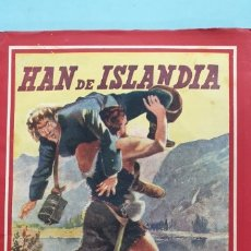 Libros antiguos: HAND DE ISLANDIA AMELLER EDITOR. Lote 172342284