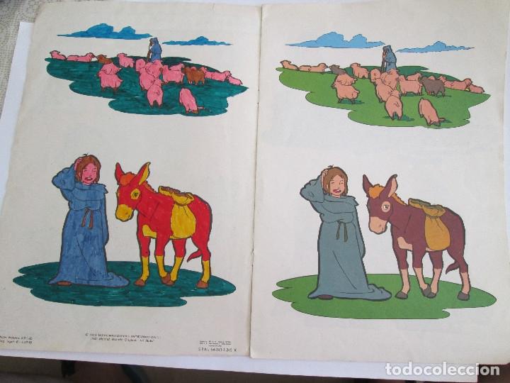 Libros antiguos: RUY EL PEQUEÑO CID - LIBRO PARA COLOREAR - FHER - 1980 - 8 PAGINAS - Foto 2 - 50578503