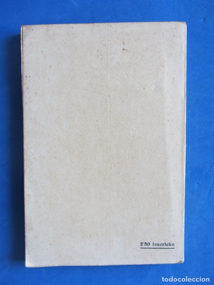 Libros antiguos: Gizarte-Auzia. Eguzkitza´tar Jon Zornotza 1935 Gizarte-ikaskuntzarako idazti-sorta - Foto 2 - 172409222