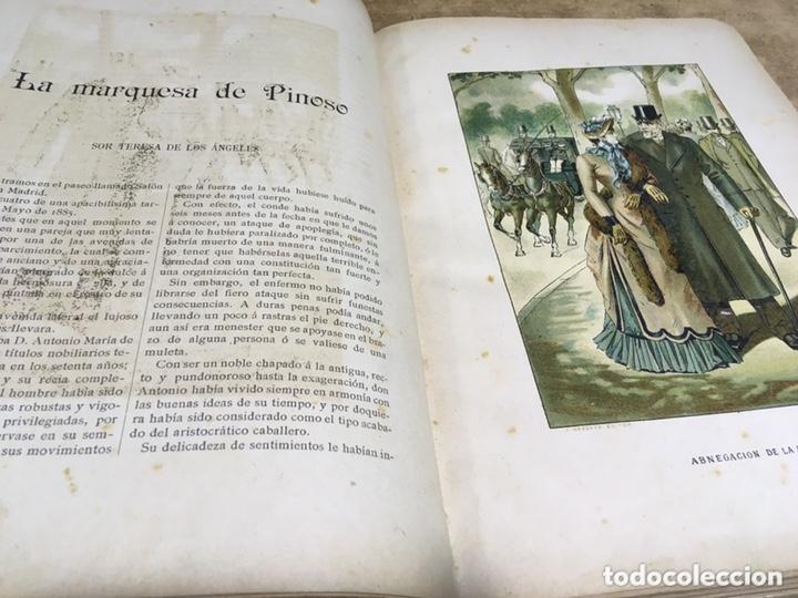 Libros antiguos: EL BELLO SEXO VINDICADO - HISTORIA MORAL DE LAS MUJERES - FRANCISCO NACENTE - 2 TOMOS 1890 ca 1ªEd. - Foto 8 - 172615752