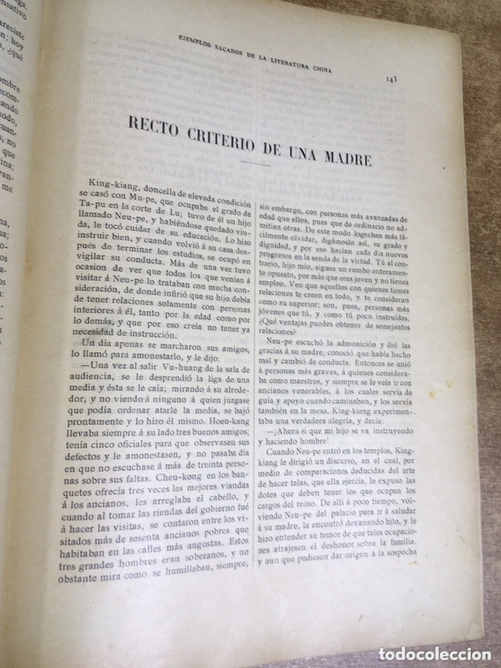 Libros antiguos: EL BELLO SEXO VINDICADO - HISTORIA MORAL DE LAS MUJERES - FRANCISCO NACENTE - 2 TOMOS 1890 ca 1ªEd. - Foto 13 - 172615752