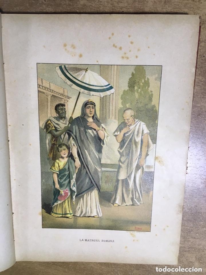 Libros antiguos: EL BELLO SEXO VINDICADO - HISTORIA MORAL DE LAS MUJERES - FRANCISCO NACENTE - 2 TOMOS 1890 ca 1ªEd. - Foto 15 - 172615752
