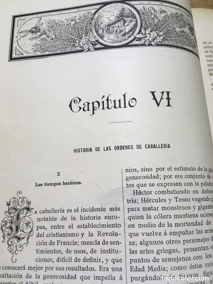 Libros antiguos: EL BELLO SEXO VINDICADO - HISTORIA MORAL DE LAS MUJERES - FRANCISCO NACENTE - 2 TOMOS 1890 ca 1ªEd. - Foto 21 - 172615752
