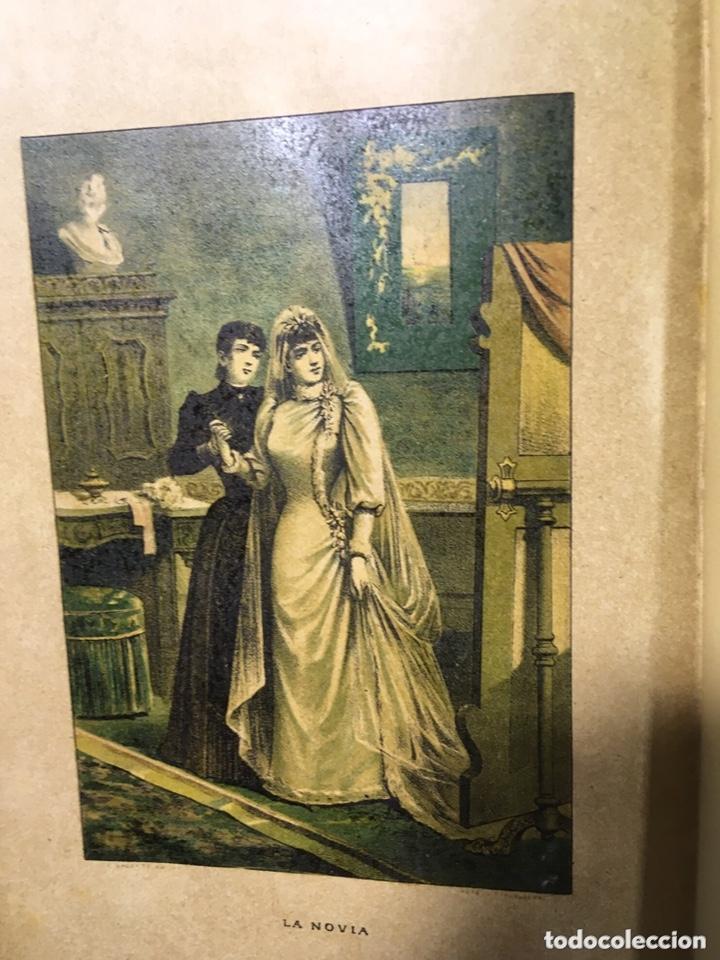 Libros antiguos: EL BELLO SEXO VINDICADO - HISTORIA MORAL DE LAS MUJERES - FRANCISCO NACENTE - 2 TOMOS 1890 ca 1ªEd. - Foto 37 - 172615752