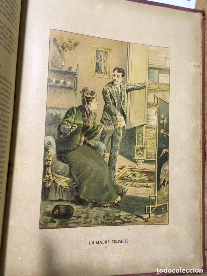 Libros antiguos: EL BELLO SEXO VINDICADO - HISTORIA MORAL DE LAS MUJERES - FRANCISCO NACENTE - 2 TOMOS 1890 ca 1ªEd. - Foto 38 - 172615752