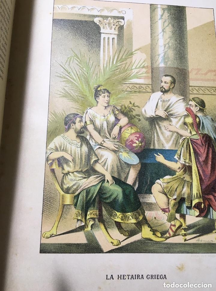 Libros antiguos: EL BELLO SEXO VINDICADO - HISTORIA MORAL DE LAS MUJERES - FRANCISCO NACENTE - 2 TOMOS 1890 ca 1ªEd. - Foto 41 - 172615752