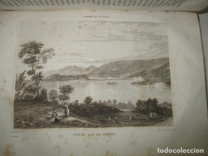 Libros antiguos: HISTORIAS DE SUIZA Y DE LOS PAÍSES BAJOS, DESDE LOS TIEMPOS MÁS REMOTOS HASTA 1840. - Foto 3 - 172636618