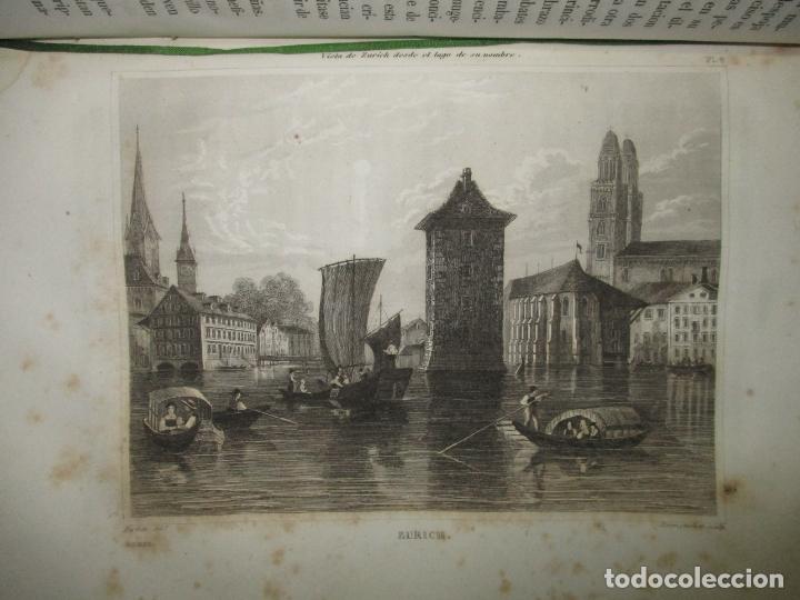 Libros antiguos: HISTORIAS DE SUIZA Y DE LOS PAÍSES BAJOS, DESDE LOS TIEMPOS MÁS REMOTOS HASTA 1840. - Foto 6 - 172636618