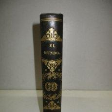 Libros antiguos: HISTORIAS DE SUIZA Y DE LOS PAÍSES BAJOS, DESDE LOS TIEMPOS MÁS REMOTOS HASTA 1840.. Lote 172636618