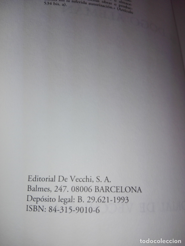 Libros antiguos: Libro-El Dogo Alemán-Fiorenzo Fiorone-Editorial de Vecchi-Buen estado-Ver fotos - Foto 5 - 172793829