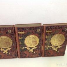 Libros antiguos: C F SCHILLER DRAMAS DE C F SCHILLER. Lote 172814757
