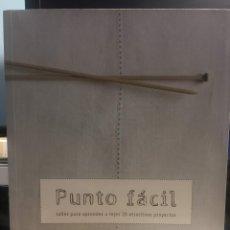 Libros antiguos: PUNTO FACIL. Lote 172949310