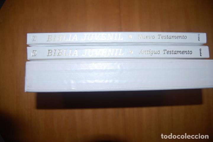 Libros antiguos: Biblia Juvenil - Foto 2 - 172952205