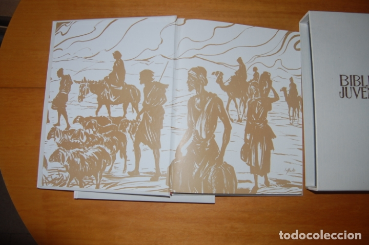 Libros antiguos: Biblia Juvenil - Foto 3 - 172952205