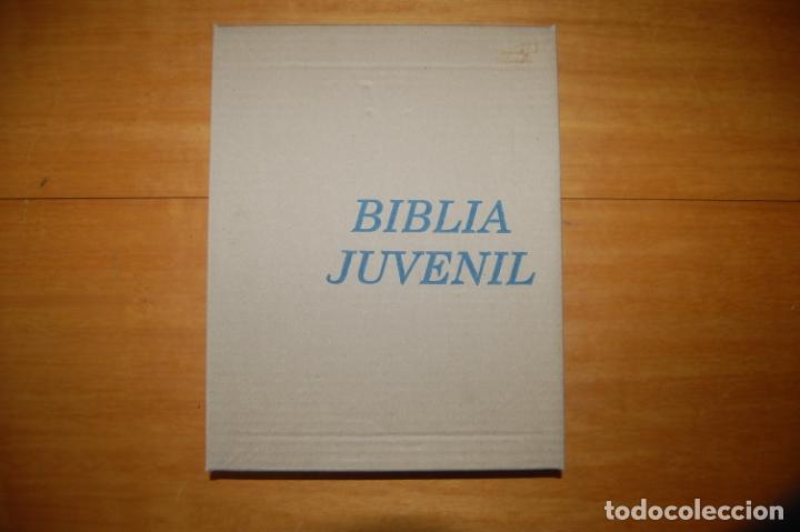 Libros antiguos: Biblia Juvenil - Foto 5 - 172952205