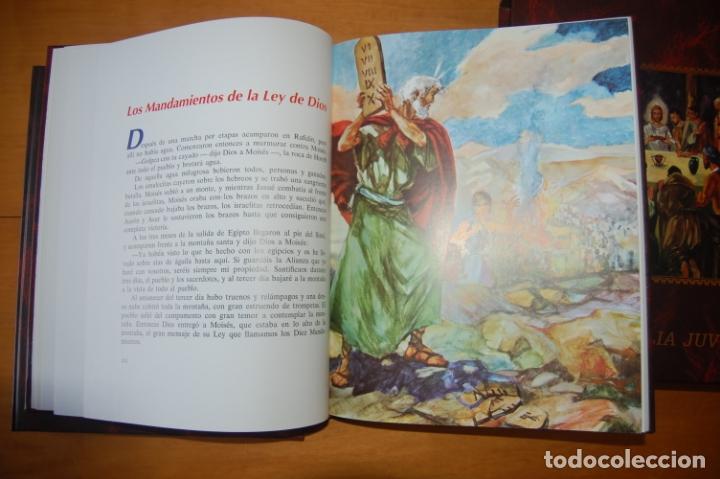 Libros antiguos: Biblia Juvenil - Foto 2 - 172963063
