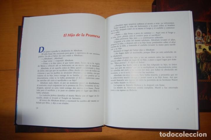 Libros antiguos: Biblia Juvenil - Foto 3 - 172963063