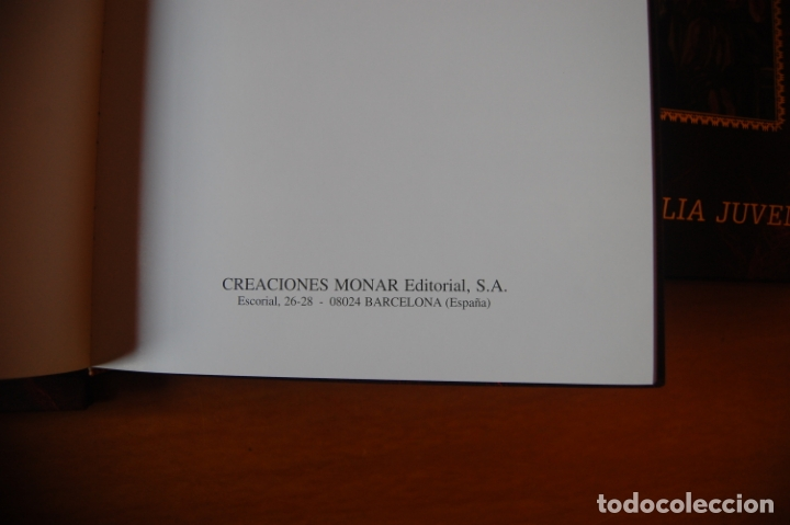 Libros antiguos: Biblia Juvenil - Foto 4 - 172963063