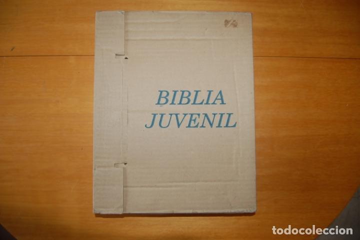 Libros antiguos: Biblia Juvenil - Foto 6 - 172963063