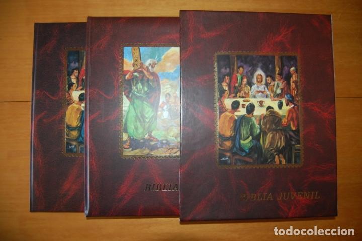 BIBLIA JUVENIL (Libros Antiguos, Raros y Curiosos - Literatura Infantil y Juvenil - Otros)