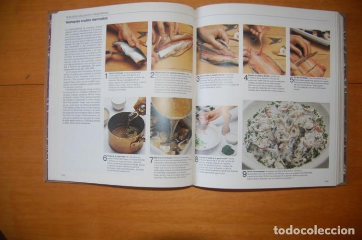Libros antiguos: Ensaladas, entremeses y entradas frías. - Foto 3 - 172964868