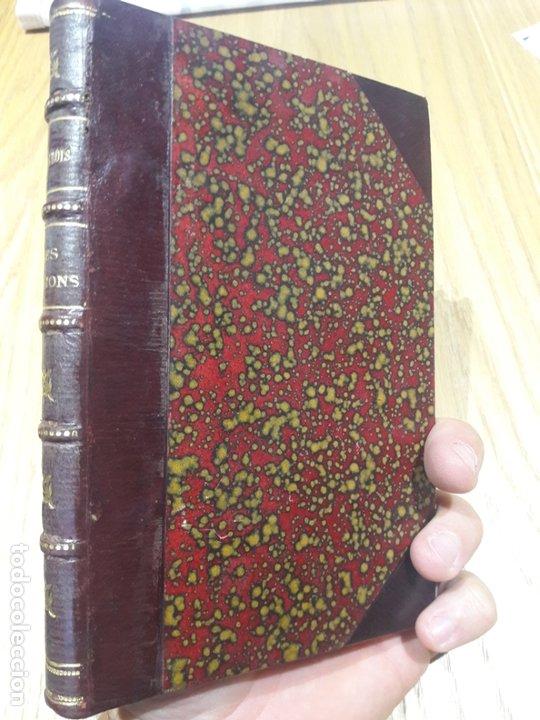 LES PASSIONS DANS LEURS RAPPORTS AVEC LA SANTÉ ET LES MALADIES.BOURGEOIS,LOUIS XAVIER 1871 (Libros Antiguos, Raros y Curiosos - Pensamiento - Otros)
