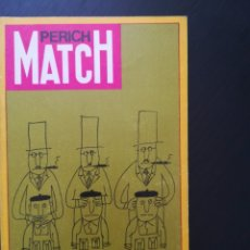 Libros antiguos: PERICH MATCH - PERICH. Lote 173001354