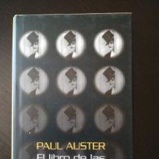 Libros antiguos: EL LIBRO DE LAS ILUSIONES - PAUL AUSTER. Lote 173004038