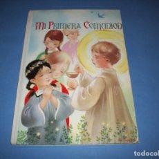 Libros antiguos: MI PRIMERA COMUNION DE MARIA ROSA GARCIA 1962. Lote 173005438