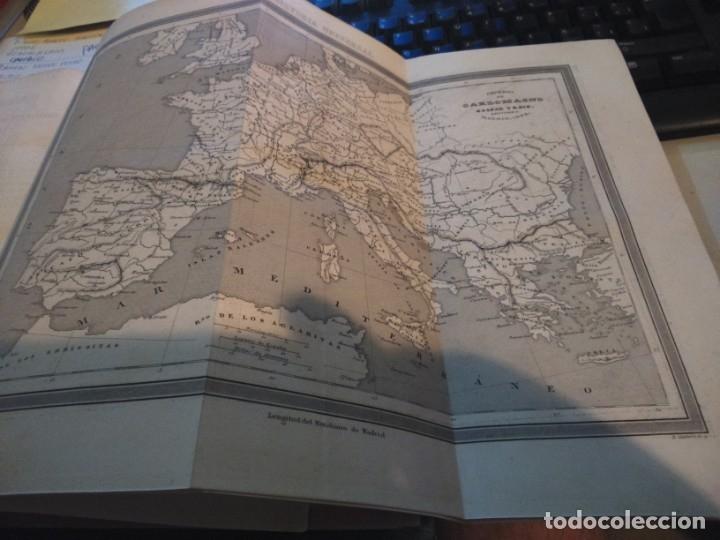 Libros antiguos: HISTORIA UNIVERSAL -- CESAR CANTU -- TRES PRIMEROS TOMOS -- GASPAR Y ROIG EDITORES - 1854 -- - Foto 8 - 120721783