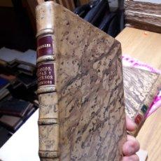 Libros antiguos: ANTONIO CAVANILLES. DIÁLOGOS.J. MARTÍN ALEGRÍA, MADRID, 1857.. Lote 173030159