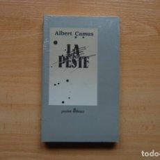 Libros antiguos: LA PESTE. ALBERT CAMUS. Lote 173043097