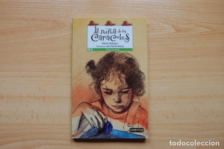 LA NIÑA DE LOS CARACOLES (Libros Antiguos, Raros y Curiosos - Literatura Infantil y Juvenil - Otros)
