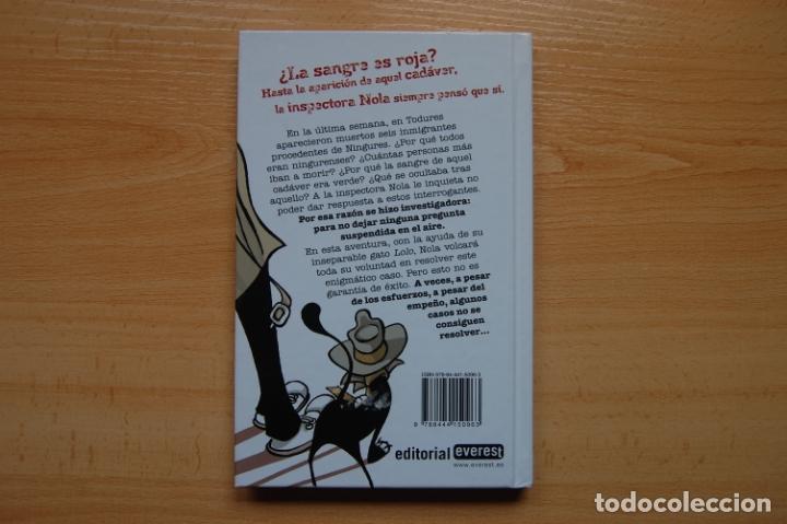 Libros antiguos: Muertos de Ningures. Inspectora Nola. - Foto 2 - 173043658