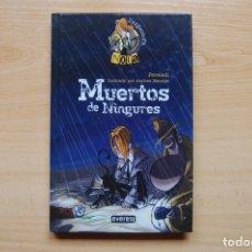 Libros antiguos: MUERTOS DE NINGURES. INSPECTORA NOLA. . Lote 173043658