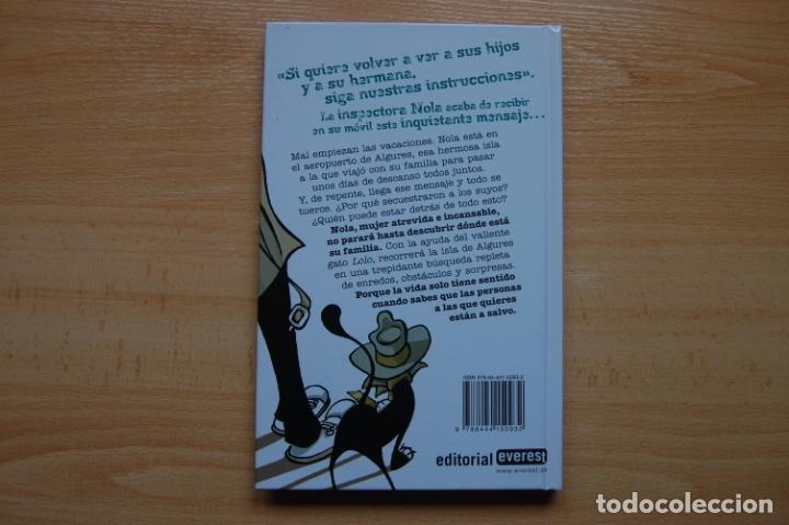 Libros antiguos: Oro negro. Inspectora Nola. - Foto 2 - 173043668