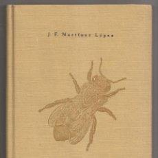 Livres anciens: J. F. MARTÍNEZ LÓPEZ: APICULTURA. MÉRIDA, MÉXICO, 1973. ABEJAS.. Lote 173050775