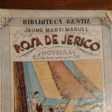 Libros antiguos: ROSA DE JERICÓ (1931). Lote 173078078