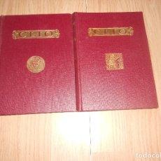Libros antiguos: CLIO INICIACION AL ESTUDIO DE LA HISTORIA TOMO 1 Y 2 - RAFAEL BALLESTER CASTELL. Lote 173084474