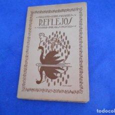 Libros antiguos: LIBRO DE POESIA DE ANDREZ ALVAREZ VALENTIN 1 EDICION 1921. Lote 173115160