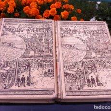 Libros antiguos: PABLO DE ROUSIERS. LA VIDA EN LA AMÉRICA DEL NORTE (2 TOMOS) ED. MONTANER Y SIMÓN, 1899. Lote 173119548