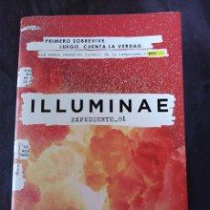 Libros antiguos: ILLUMINAE EXPEDIENTE _01 . Lote 173128985
