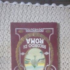 Libros antiguos: RICORDO DI ROMA. 30 VEDUTE. Lote 173241838