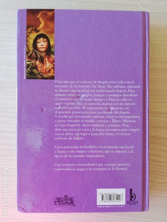 Libros antiguos: EL JARDÍN DEL DRAGÓN PÚRPURA - CAROLE WILKINSON - Foto 2 - 234740935