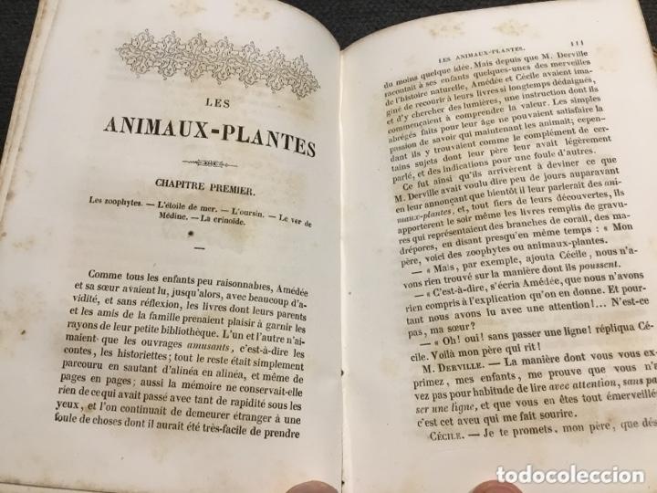 Libros antiguos: Libro naturalista del año 1863 en frances Les Jeunes Naturalistes - Foto 5 - 173469554