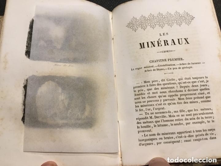 Libros antiguos: Libro naturalista del año 1863 en frances Les Jeunes Naturalistes - Foto 9 - 173469554